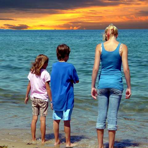 Scusset Beach Campground