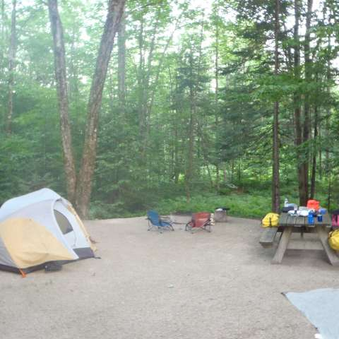 Gifford Woods Campground