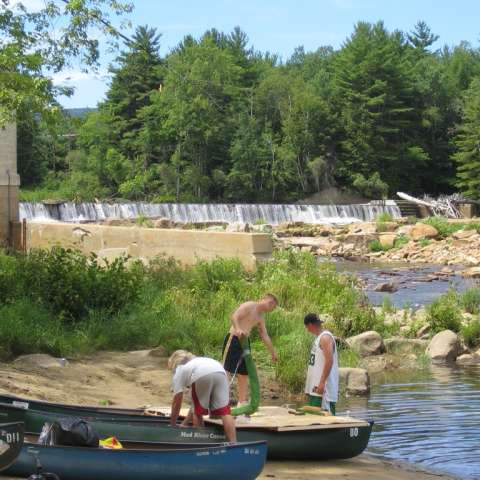Swans Falls Campground