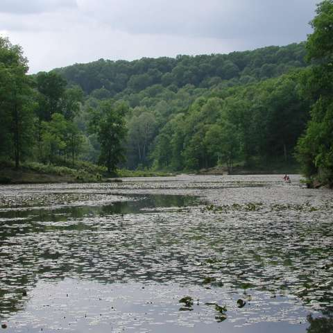 Lake Hope Campground