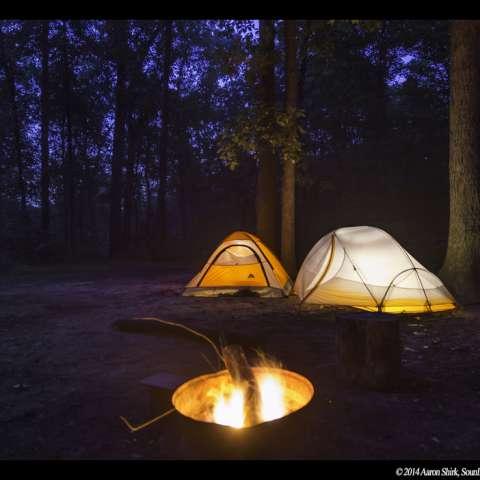 Zaleski State Forest Horse Camp
