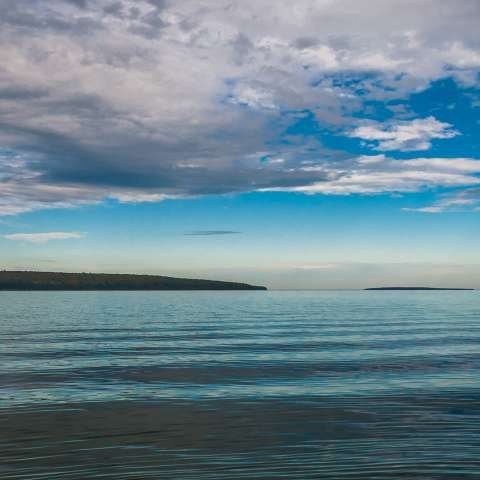 Apostle Islands National Lakeshore Campground