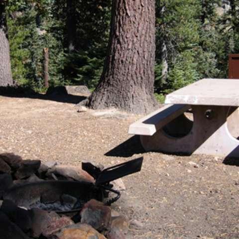 Southwest Walk In Campground