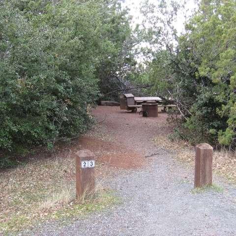 Juniper Lake Campground