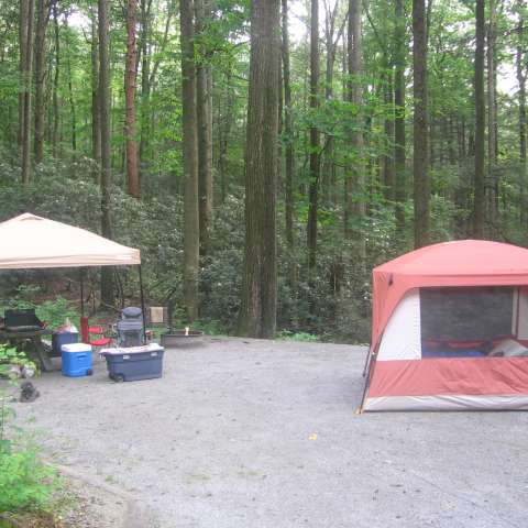 Rock Creek Campground