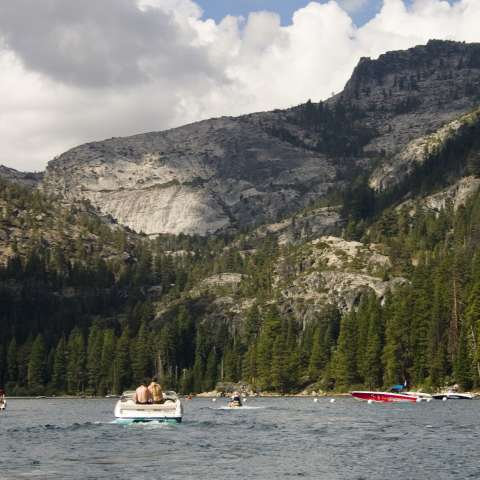 Boat-In Campground