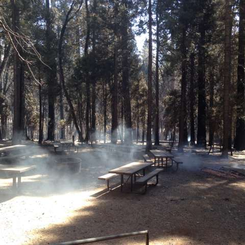 Jones Fork Campground