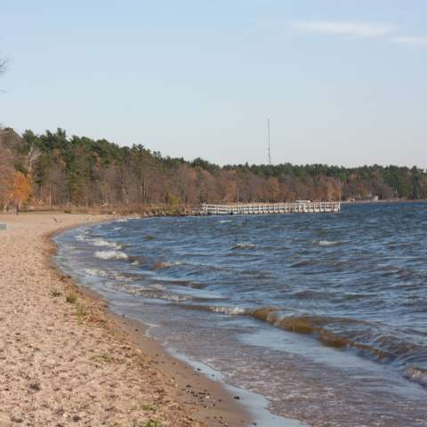 Lake Bemidji Campground