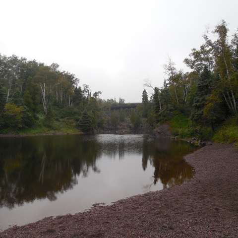 Lake Superior Cart-in Campground