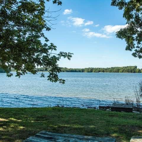 Hardy Lake Campground