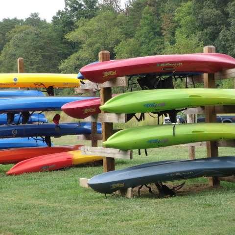 Lake James Campground