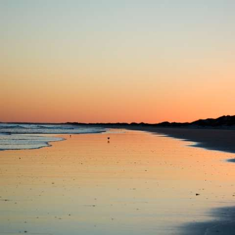 Hammocks Beach Campground