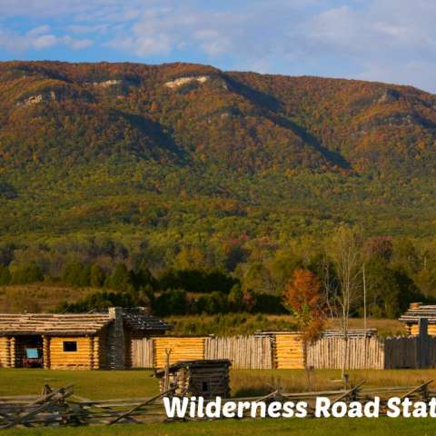 Wilderness Road State Park Campground