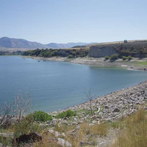 Hyrum Campground