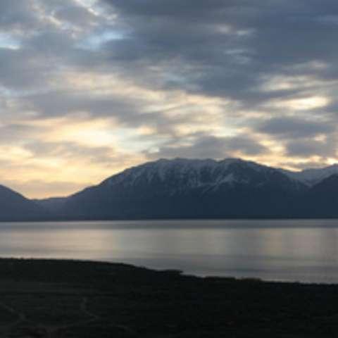 Utah Lake Campground