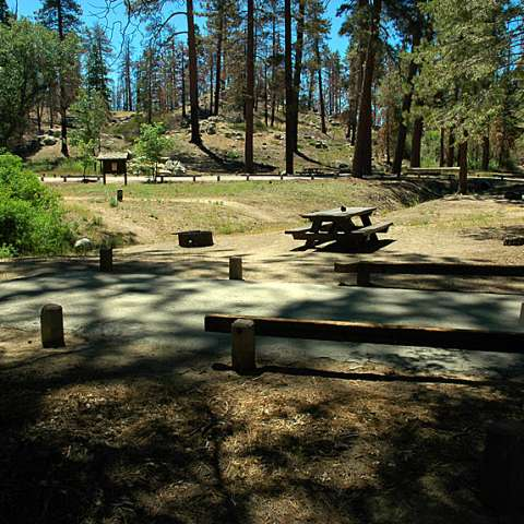 Hanna Flat Family Campground