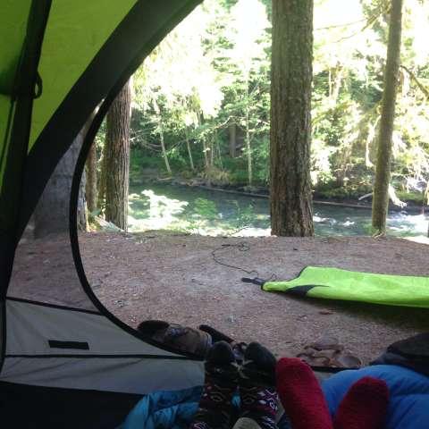 Ohanapecosh Group Campground