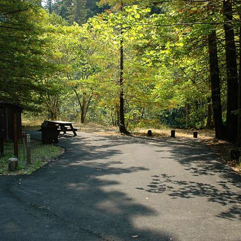 Grizzly Creek Campground