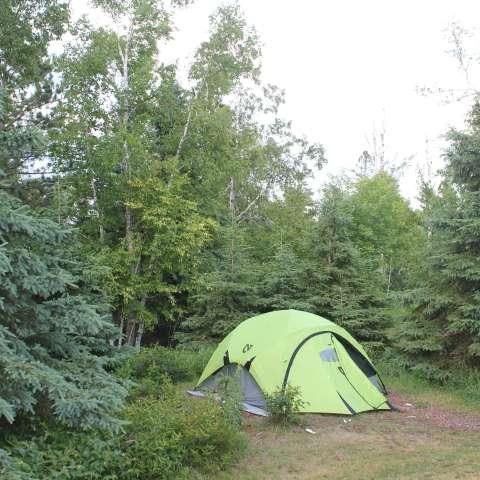 Gooseberry Falls Campground