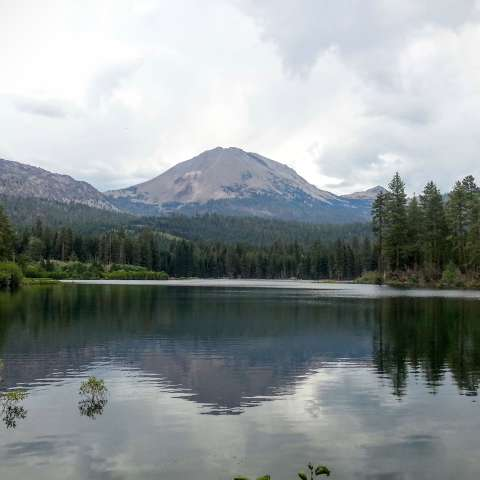 Manzanita Lake Group Campground