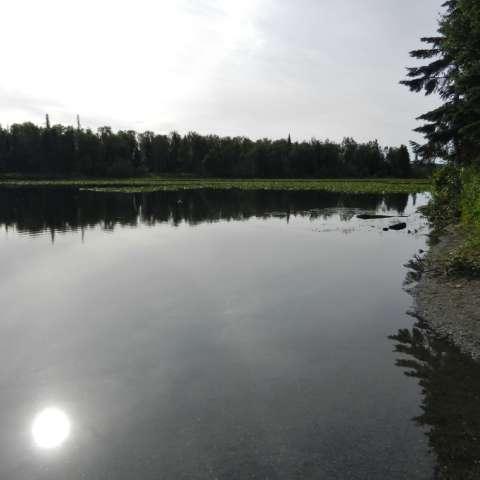 Johnson Lake Campground