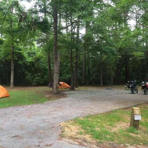 Cedar Point Campground