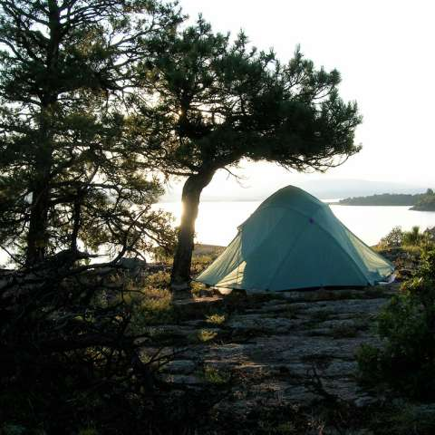 La Laja Campground