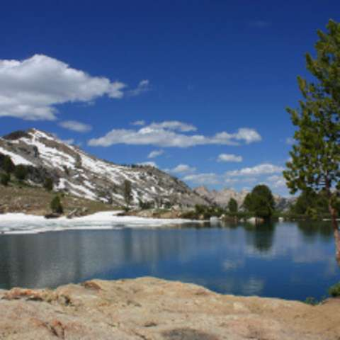 Angel Lake Campground