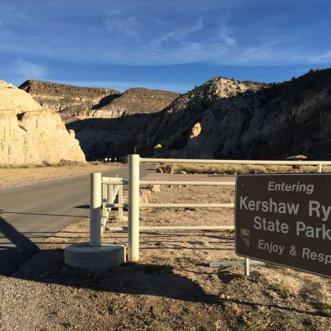 Kershaw-Ryan Campground