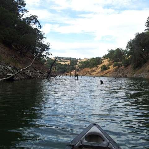 Lake Sonoma Boat-In Sites