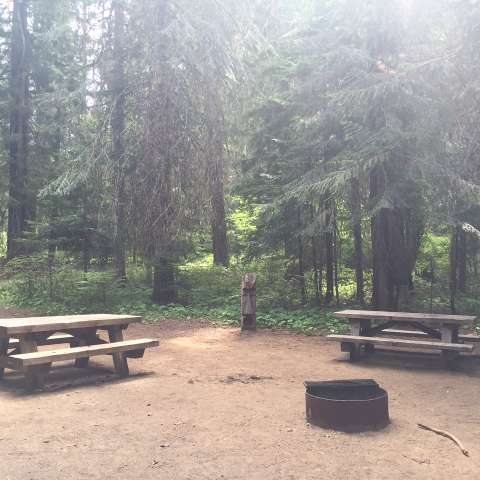 Peterson Prairie Campground
