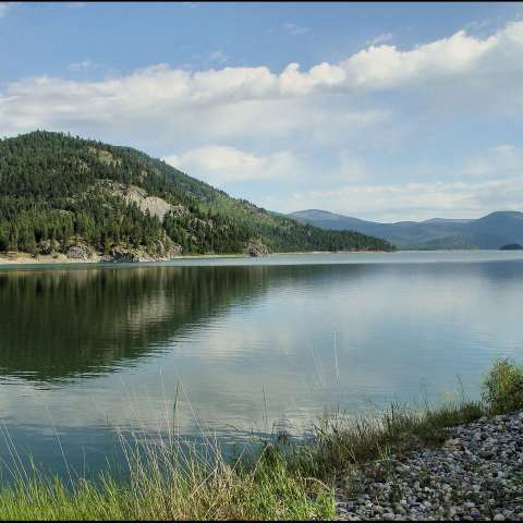 Salmon Lake Campground