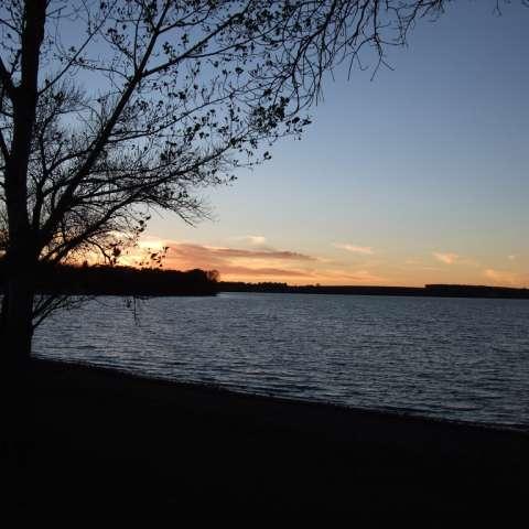 Lake Herman Campground
