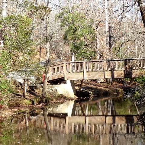 Victoria Bryant State Park Campground