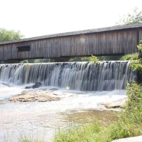 Watson Mill Bridge State Park Campground