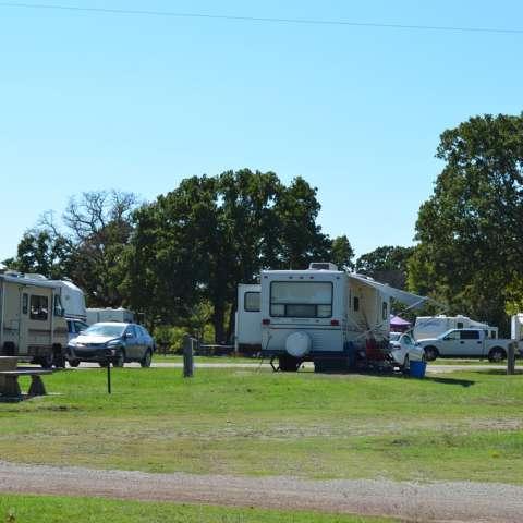 Catfish Bay Campground