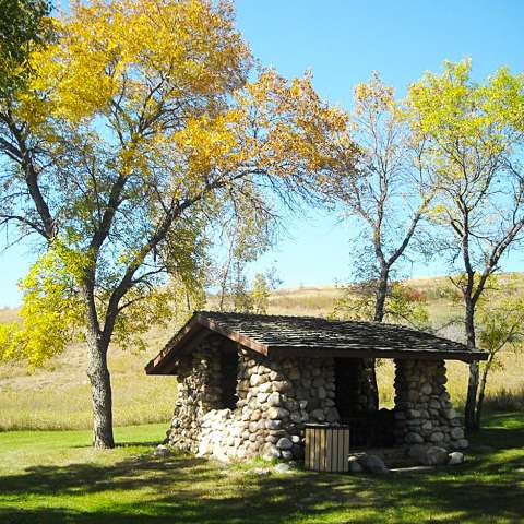 Fort Abraham Lincoln Campground