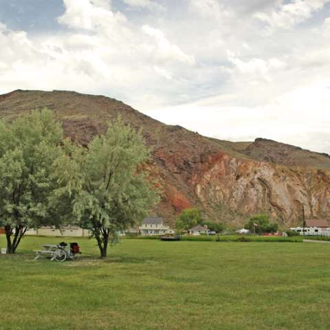 Cottonwood Recreation Site Campground