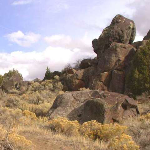 Massacre Rocks Campground