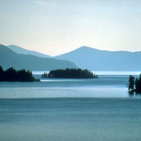 Priest Lake Campground