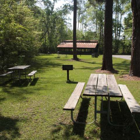 Chickasaw Campground