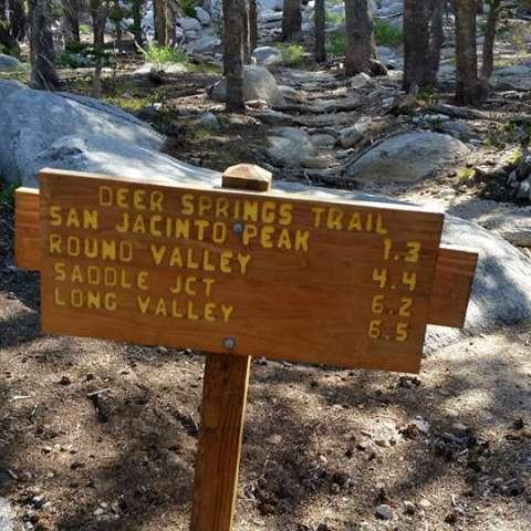 Little Round Valley Campground