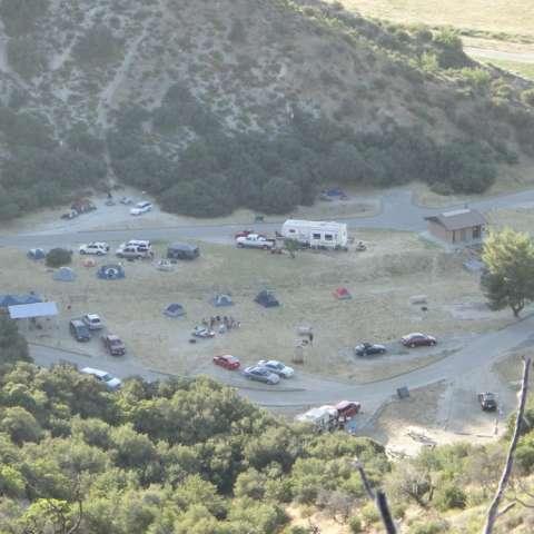 Los Alamos Group Campground