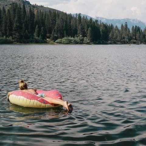 Hume Lake Campground
