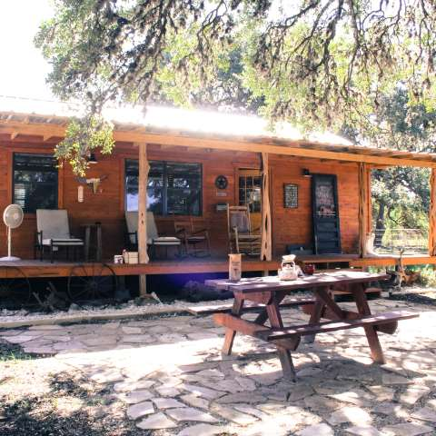Four Sisters Ranch Cabin