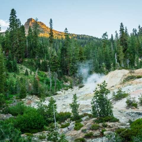 Summit Lake South Campground