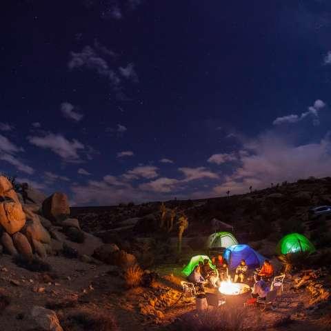 Camp Nylen Group Camp