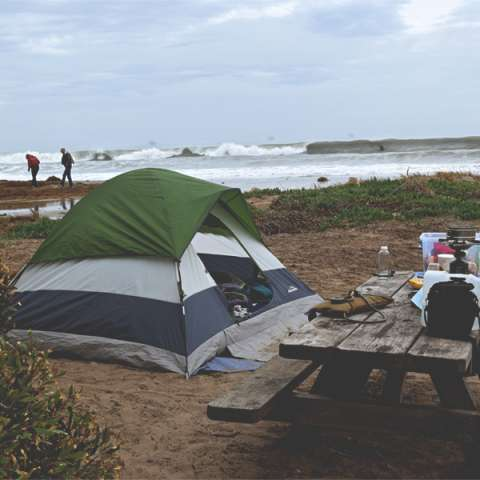 Santa Cruz Campground