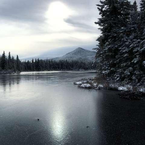 Unknown Pond Tentsite