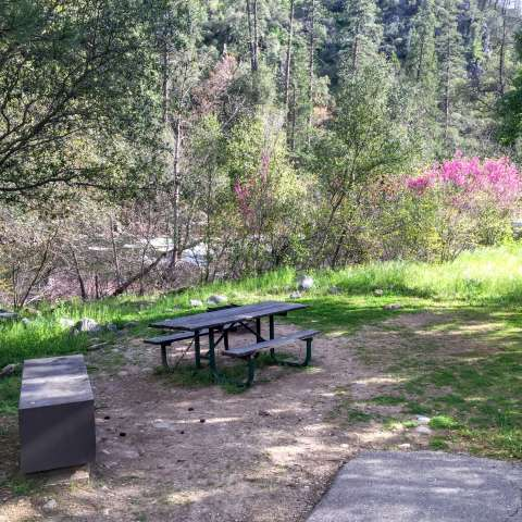 Dry Gulch Campground